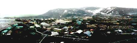 McMurdo Station, Ross Island (February, 1995)